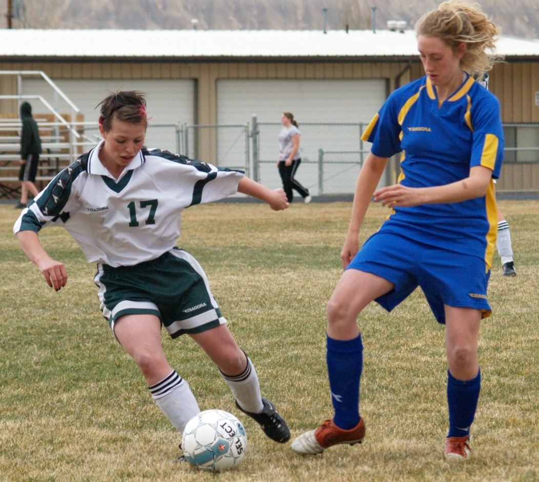 Lady Panthers' soccer downs Roaring Fork 2-1