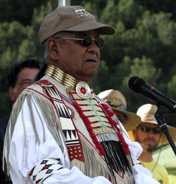 Northern Ute elder will make presentation at grade school