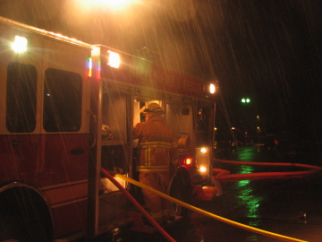 Fire impacts Meeker Drug, First National Bank of the Rockies