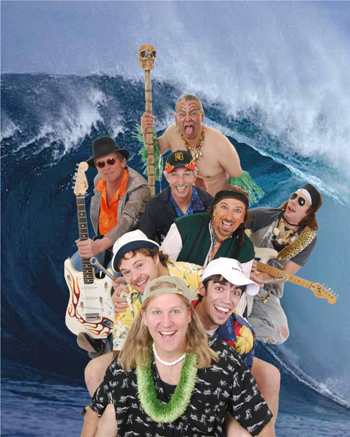 The Big Kahuna Beach Party will be the opening act of Range Call 2009, appearing prior to Tracy Lawrence at 7:30 p.m. Friday, July 3, at the Rio County Fairgrounds.