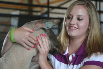 Neilson is state 4-H president