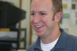 Jason Browning is the primary teacher for the Meeker Alternative School. The alternative school was started in 1995.