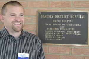 RDH CEO Nick Goshe