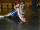 Rangely seventh-grader Heath Peters was a first-place finisher in the 80-pound weight class.