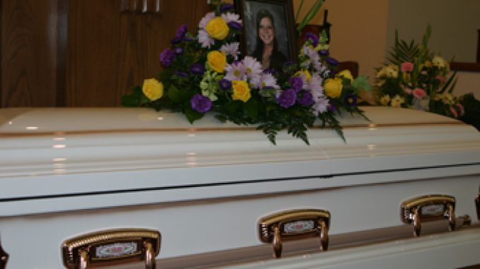 Lynea Osborne died April 1 of cardiac arrest. She was 16. Family and friends celebrated her life Tuesday.
