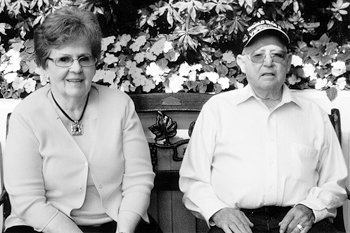 Margaret and Bill Crawford