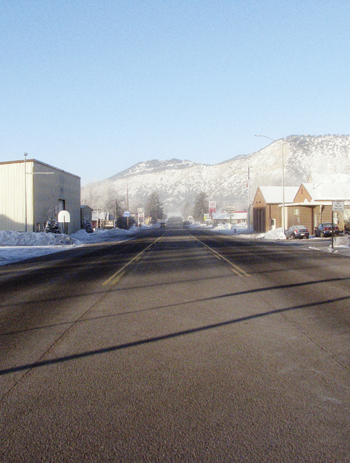 The Town of Meeker is working diligently to add sidewalks to Market Street in Meeker.