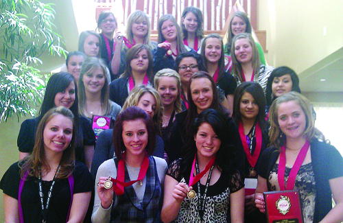 Students from MHS attend FCCLA conference