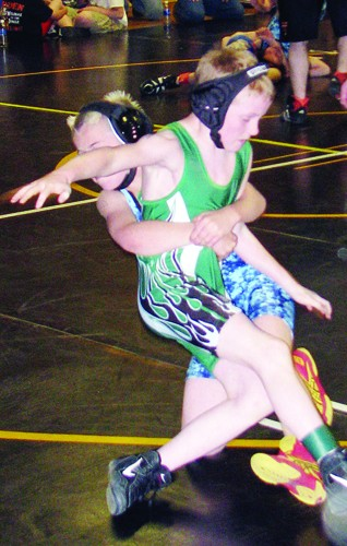Turner Memorial features RBC wrestlers