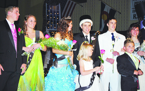 RHS Prom 2011: The royal treatment