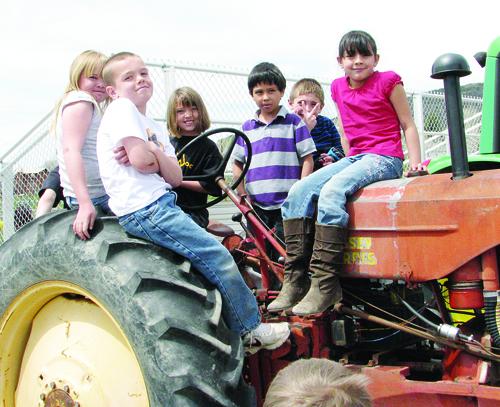phmkfarmday tractor