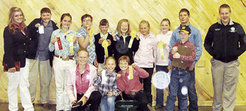 Judging team wraps up season