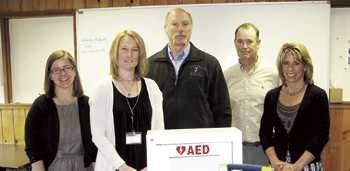 WREA, PMC donation