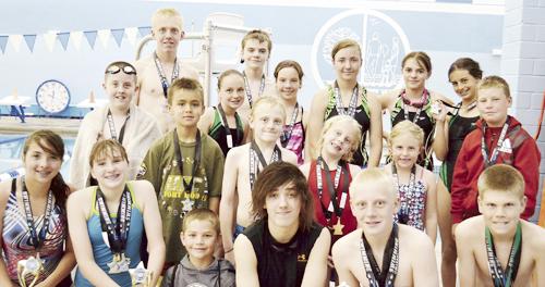 phrgswim team