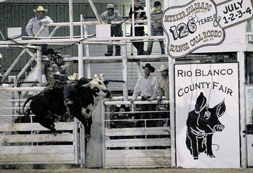 Up and Down El Rio Blanco: Cowboy up!