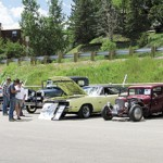 The annual car show will take place Monday, Sept. 2 from 10 a.m. until 5 p.m. on the west end of Elks Park in Rangely.