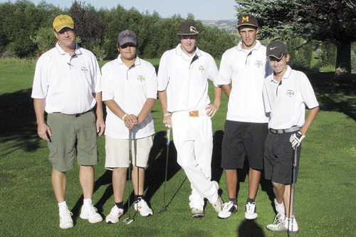 phmkgolf team