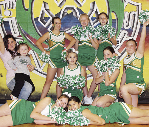 phrgrms cheerleaders
