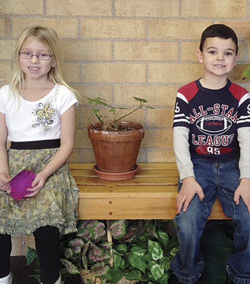 Parkview students of the month