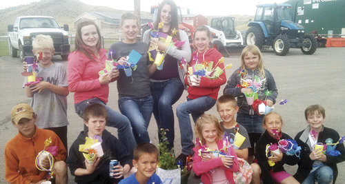 4-H Council celebrates May Day