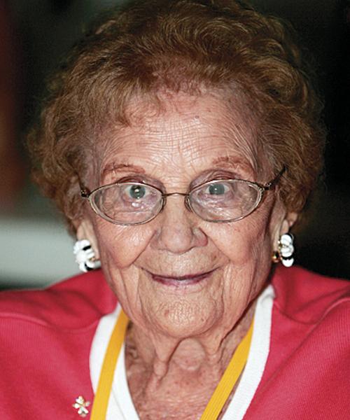 Evelyn Metzger