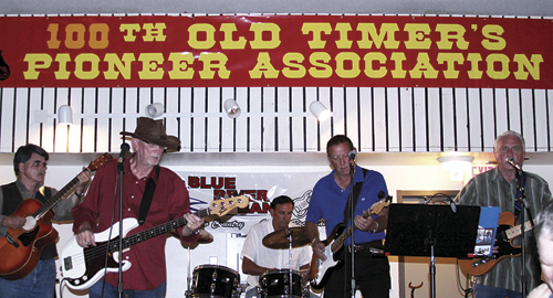 Old Timers Centennial Celebration