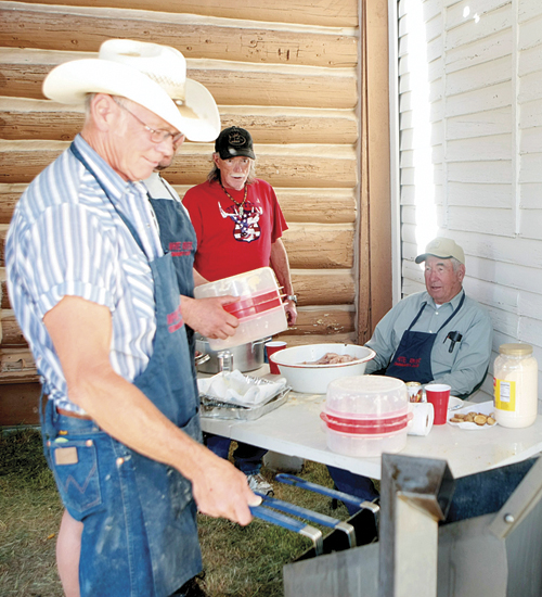 White River Community Fish Fry