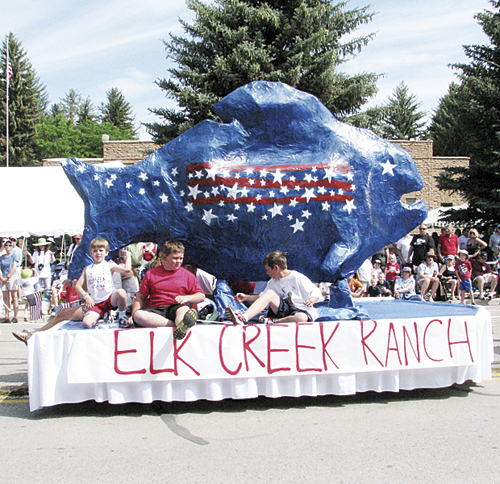 phrc elk creek float