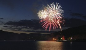 Everyone in Rio Blanco County and the region are invited to witness the spectacular fireworks display over Kenney Reservoir this Sunday, starting at dusk.