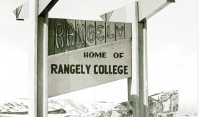 rangely sign