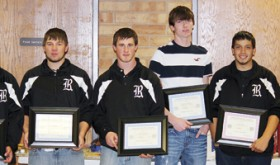 RHS all-conference football …