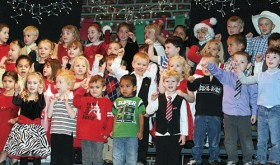 Holiday concert…