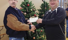 Veterans memorial donation…