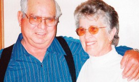 Sharon Nilson Brown was a junior in high school when her family left Rangely for Minnesota. But Sharon, in love with a young Rangely High School athlete named Toby Brown, found a way to return to her hometown. The two were married in 1956 and enjoyed 51 years together.