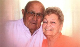 Bob and Phyllis Fairchild have lived in Rangely since 1958. Bob was concerned about his wife's initial reaction to the small oil town, so he brought the family in under cover of darkness. Phyllis, however, fell in love with Rangely, and the couple, married 65 years, made the town their home.