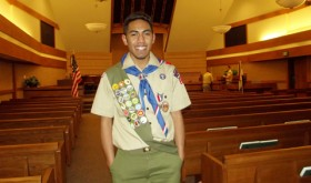Tala Atoafa is the 20th Eagle Scout in Meeker to receive his award since the first Eagle Scout award was presented to Meeker Scouts beginning in 1948. He joins his friend Collin Cochran and his brother Alema as Eagle Scouts. Less than five percent of all Scouts earn the Eagle Scout award. More than two million young men have earned the Eagle Scout award since Scoutings founding more than 100 years ago. Among these are many famous individuals such as astronauts, corporation presidents, physicians, lawyers, professors and college presidents, congressmen and senators, and a president of the United States, as well as many more distinguished professions. Being an Eagle Scout opens many doors for college admission applications and careers, as it is well known as a credential for outstanding leadership abilities and citizenship. The Western Colorado Council of Boy Scouts of America, and the Meeker community extend sincere congratulations to Tala on this outstanding achievement.