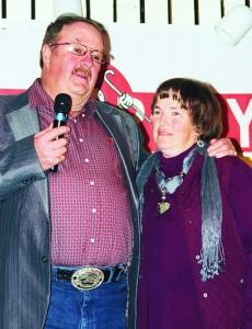 Gerald and Twila Morris