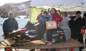 "2nd Annual ""I Ride With James"" Snowmobile Poker Run"