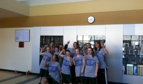 "According to seventh grade basketball coach Jessica Fortunato, the Rangely Middle School girls' basketball team's philosophy this year was to go ""all out,"" which is what the team did this season. The team went ""all out"" and won the annual league tournament to finish the second undefeated in nine games played."