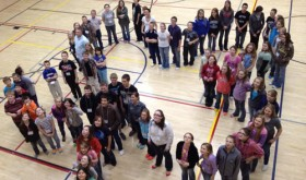 "More than 140 4-H members from Rio Blanco, Moffat, Routt, Jackson, Grand, Eagle and Garfield counties participated in the annual District 11 and 12 retreat, including 18 from Rio Blanco County, to discover which ""H"" in the 4-H pledge they most relate to."