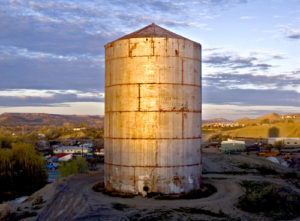 "Musicians are working to save ""the tank,"" an unused water storage tank west of Rangely near County Road 41. The space, which musician and composer Bruce Odland calls ""a sonic wonder of the world,"" has captured unique reverberations of sound for more than three decades. If Friends of the Tank can raise $42,000 by the end of March, the group will restore the tank for community use and education and as a recording space for musicians around the world. To find out more or donate to the cause, search ""Save the Tank"" at www.kickstarter.com."