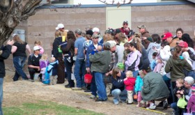 Meeker, Rangely set egg hunts