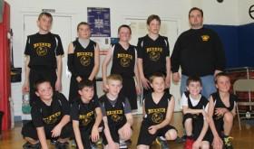 Boys' YBA basketball…