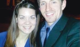 Celeste Franklin and Paul Watson