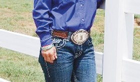 Meeker alumna is tops at horse reining