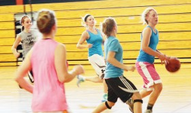 phmkgirls bball practice