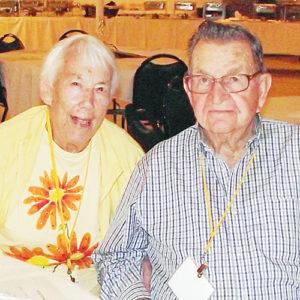 Phyllis and Glen Wigington