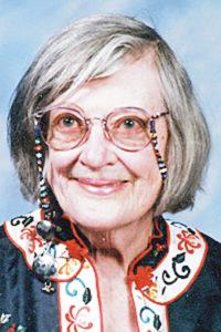 Marjorie Lupton