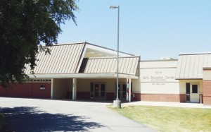 The old Early Education Center rests peacefully on the west end of Rangely, where it has been for sale for roughly five years. Rangely Mayor Frank Huitt and Rangely Town Manager Peter Brixius would like the Rio Blanco County commissioners to consider buying the 29,000-square-foot building from Rangely School District RE-4 to remodel into the new county justice center and jail.