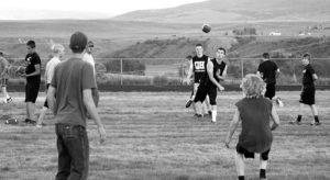 phmkfball practice*